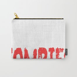 Zombies Hate Fast Food Carry-All Pouch