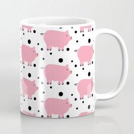 Here Piggy Piggy Coffee Mug