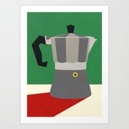 Espresso Italiano Art Print