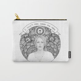 Gillian Anderson Carry-All Pouch