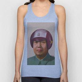 Helmet Mao Unisex Tank Top