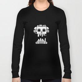 Mechanical Jolly Roger - PM Long Sleeve T-shirt