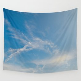 Hummingbird Cloud by Teresa Thompson Wall Tapestry