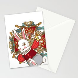 A Bunny's Tale Stationery Cards
