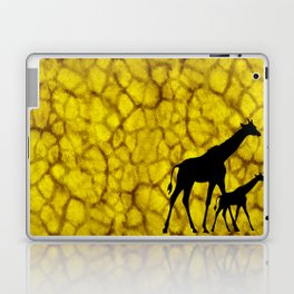 Giraffiti Laptop & iPad Skin