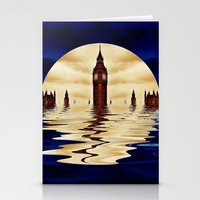 politics Stationery Cards featuring Drowning in Politics by Shalisa Photography