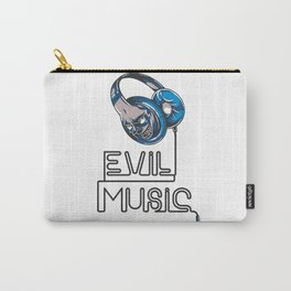 Evil Music Carry-All Pouch