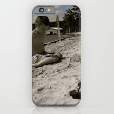 Dylan White iPhone 6s Slim Case