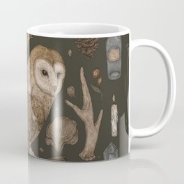 Harvest Owl Coffee Mug