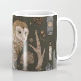 Harvest Owl Coffee Mug