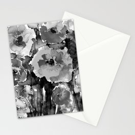 Floral Enchantment No.17D by Kathy Morton Stanion Stationery Cards