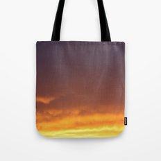 Western Colorado Sunrise Tote Bag