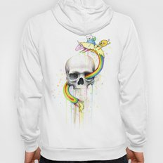 Adventure through Time and Face Hoody