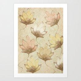 Spring v.2 Art Print