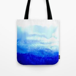 Etheral Blue Tote Bag