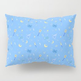 Sailor Mercury Pattern Pillow Sham