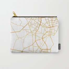 MARACAIBO VENEZUELA CITY STREET MAP ART Carry-All Pouch