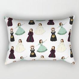 Cosettes Rectangular Pillow