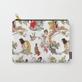 China Cabinet Toss Carry-All Pouch