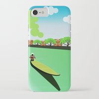 vietnam iPhone & iPod Cases featuring Vietnam views by Design4u Studio