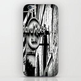 Hard-Rock-Cafe iPhone Skin