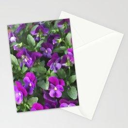 Botanical Florals Zencolor2 Stationery Cards