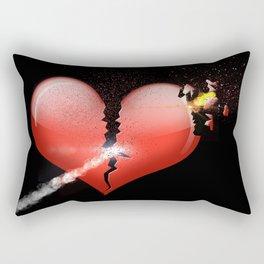 Heartbomb Rectangular Pillow