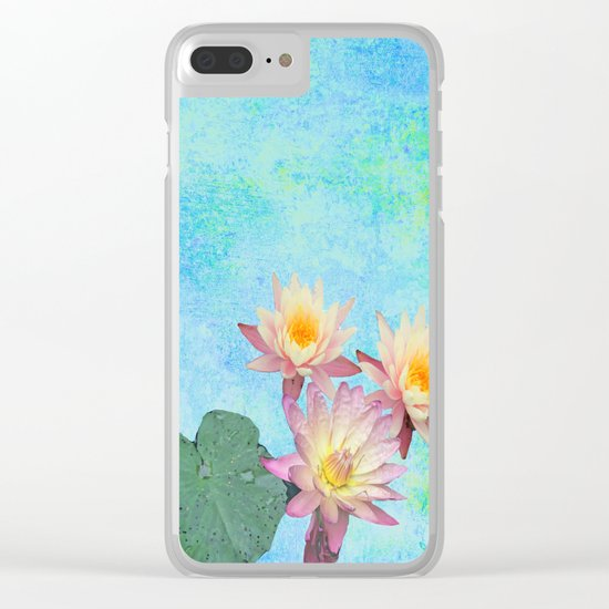 The thing about memory is that it's there. Clear iPhone Case