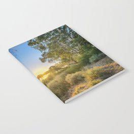 River Sunrise Notebook