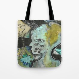Tooth Faerie Tote Bag
