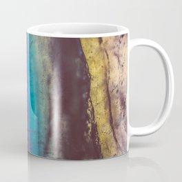Bohemian Blue Earth Coffee Mug