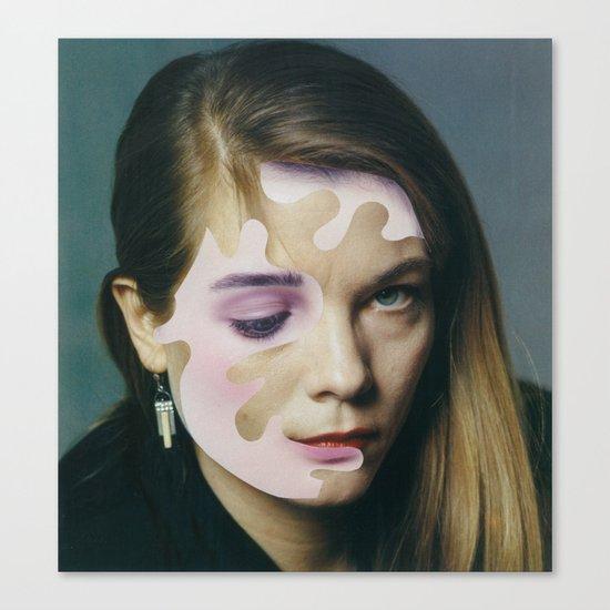 Vanishing Theresa Canvas Print
