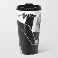 Trapped Metal Travel Mug