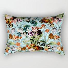 SUMMER BOTANICAL VI Rectangular Pillow