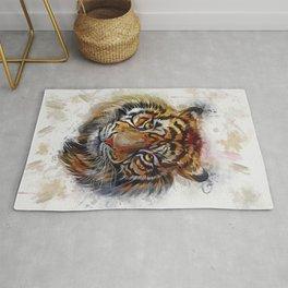 Tigers Eyes Rug