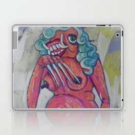 Miss Piggy as Balinese Witch Barbie Laptop & iPad Skin