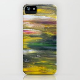 Gustav Klimt Fantasy Prolonged  iPhone Case