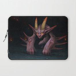 Hell Demon Laptop Sleeve