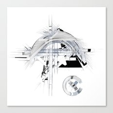 lucid dream Canvas Print