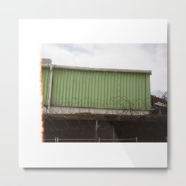 woodstock security Metal Print