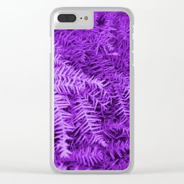 #21 Clear iPhone Case