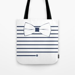 Noeud Pap marin Tote Bag