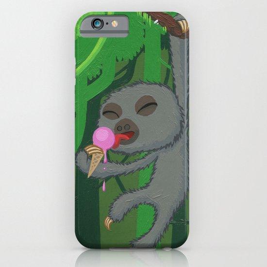 Baby Sloth iPhone & iPod Case