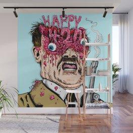 Happy 420 Wall Mural