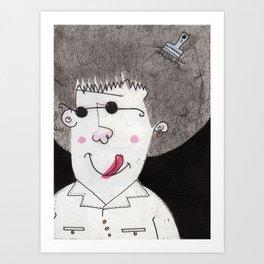 frofro Art Print