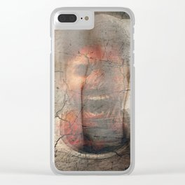 Wrath Clear iPhone Case
