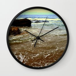 Perspective Wall Clock