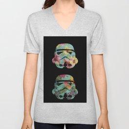 Stormtroopers pop Unisex V-Neck