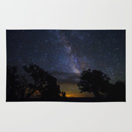 Under The Stars at the Grand Canyon Rug