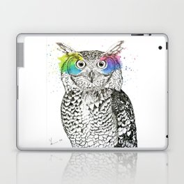 Owl I Laptop & iPad Skin